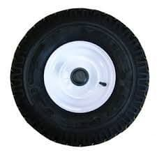 Static Caravan Wheel and Tyre 600 x 9 14PR