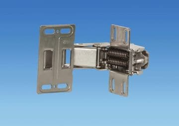 Swing Up Flap Hinge, Mounting with Panel