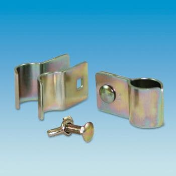 Tent Pole Clamps 22-25mm Pack of Two
