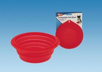 Travel Collapsible Bowl 1Ltr