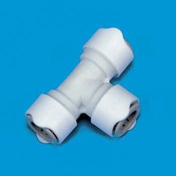 WHALE 15mm Equal Tee Connector