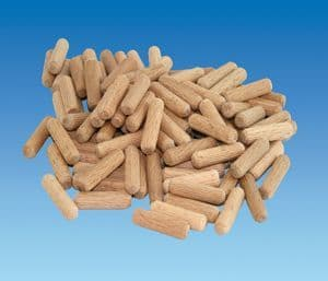 Wooden Dowels  8mm x 30mm Pack of 500