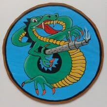 318th Fighter Squadron Patch