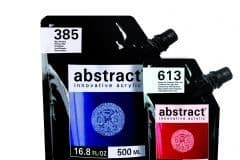 Abstract 120ml Pouch click for colours