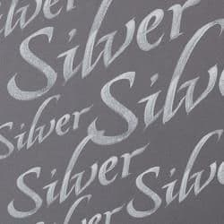 Calligraphy Ink Silver