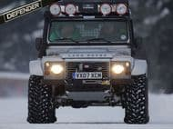D44 Defender 8274 Winch Mount- For air con models