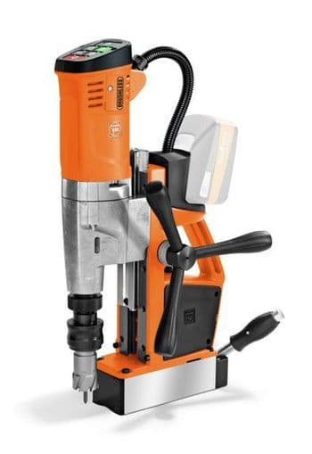 FEIN AKBU 35 PMQW Select (Cordless universal magnetic core drill for up to 35 mm)