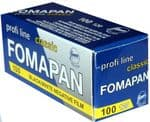 Fomapan Classic 100  120 Roll Classic Black & White Camera Film