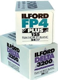 Ilford Camera Film