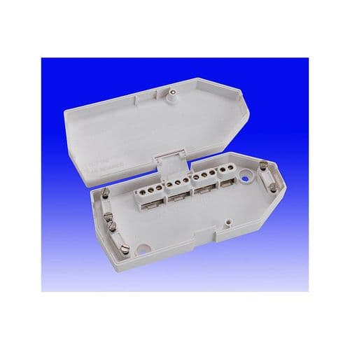 10 X Ashley Hager J501 17TH EDITION DOWNLIGHTER JUNCTION BOX