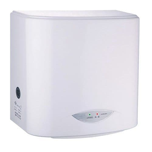 1100/650W ABS WHI H/SPEED ECO H/D DRYER