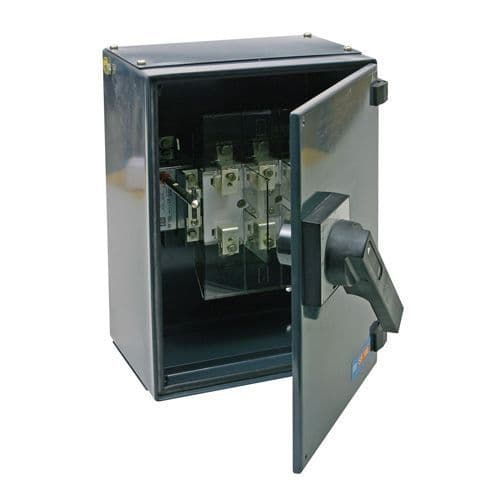 160 AMP TPN SWITCHFUSE