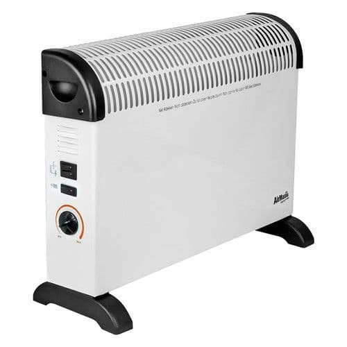 2kW Convector Heater with Turbo Fan Heater