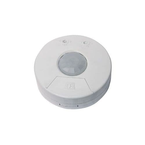 360 DEGREE surface PIR DETECTOR  white ceiling  infra red movement indoor