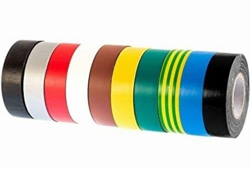 PVC ELECTRICAL INSULATION TAPE 33 MTR X 19mm