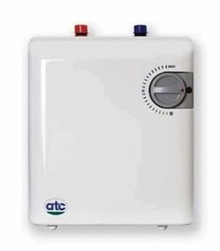 UNDER SINK WATER HEATER 5 OR 10 LITRE 2KW 2000 WATTS UNVENTED
