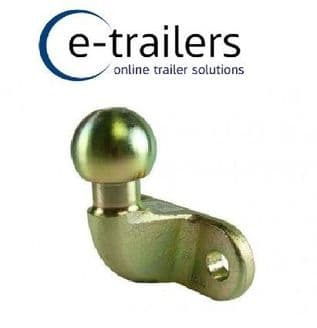 50mm Towball FOR ALL TYPES OF TOWING HITCHES - MAYPOLE QUALITY MP79 general us tow ball 50mm head cast maypole item