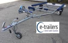EXTREME 500kg Boat Trailer - Suitable for inflatables up to 4.3m long