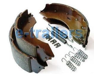 TRAILER & CARAVAN BRAKE SHOES 230x60 2360 230x61 2361 replaces ALKO 1213890 384509