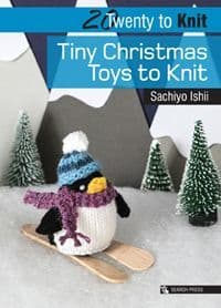 20 to Knit Tiny Christmas Toys to Knit