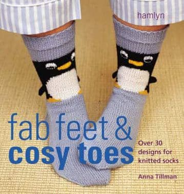 Fab Feet and Cosy Toes - Anna Tillman - used