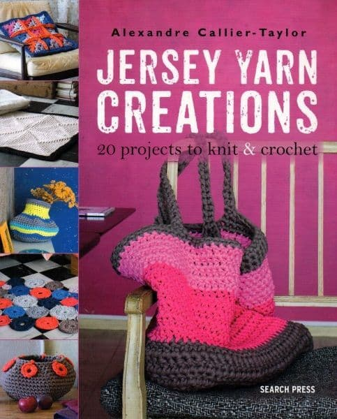 Jersey Yarn Creations - Alexandre Callier-Taylor