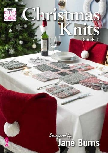 King Cole Christmas Knits Book 7