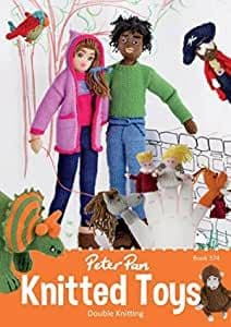 Knitted Toys - Peter Pan book 374