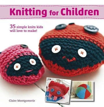 Knitting For Children - Claire Montgomerie