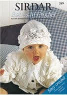 Sirdar Babies in Crochet - 269