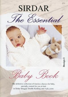 Sirdar Essential Baby Book - 273