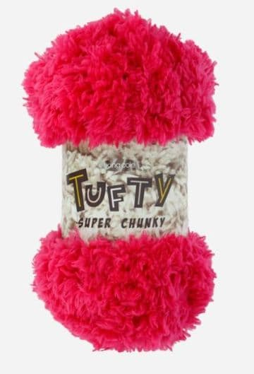 Tufty Super Chunky - CLEARANCE