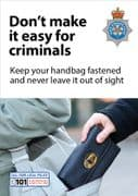 NYP16-0017 - Poster: Personal theft