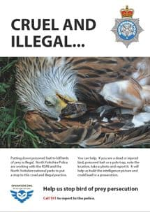 NYP18-0021 - Poster: Cruel & illegal poisoning