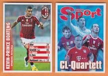 A.C Milan Kevin-Prince Boateng Ghana