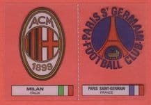 A.C Milan & Paris St Germain