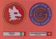 A.S Roma & Grasshoppers Zurich