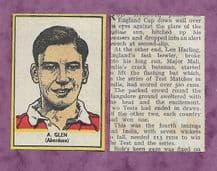 Aberdeen Alex Glen 1954