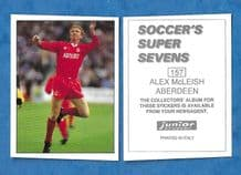 Aberdeen Alex McLeish 157