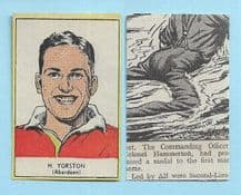 Aberdeen Harry Yorston Scotland 1955