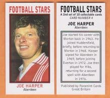 Aberdeen Joe Harper Scotland