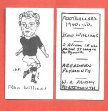 Aberdeen Stan Williams 968