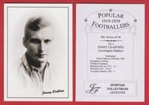 Accrington Stanley Jimmy Crabtree 1 (6) ***