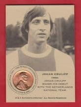 Ajax Johan Cruyff Holland
