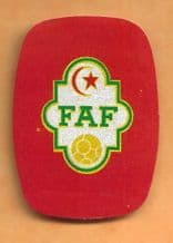 Algeria Badge (WC82)