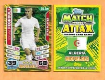 Algeria Sofiane Feghouli 1 (14AS)