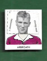 Arbroath J Crawford 3