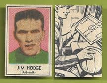 Arbroath Jim Hodge 1969