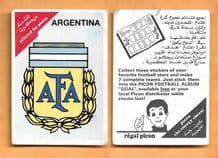 Argentina Badge (RPG)