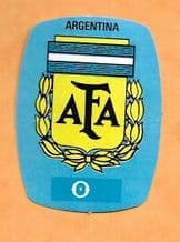 Argentina Badge (WC82)